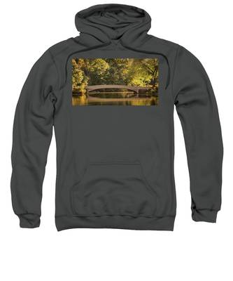 Central Park Bridge Sweatshirt