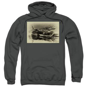 Vintage Chris Craft - 1958 Sweatshirt