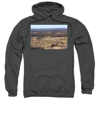 Concrete Landscape 1 Sweatshirt