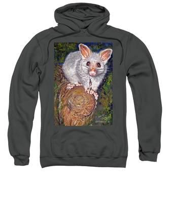 Curious Possum  Sweatshirt
