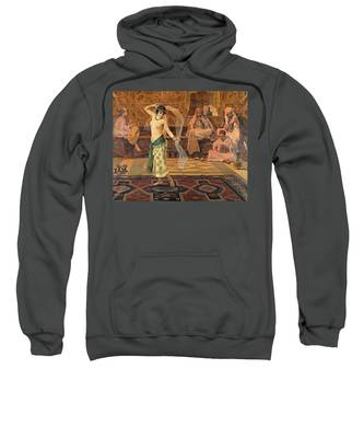 Dance Of The Seven Veils Sweatshirt