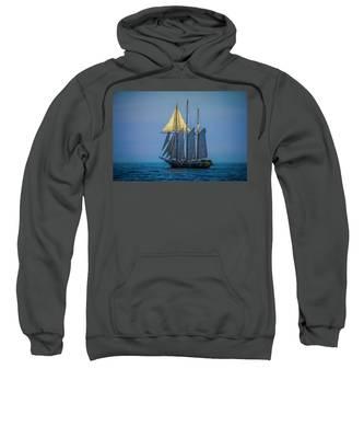 Denis Sullivan - Three Masted Schooner Sweatshirt