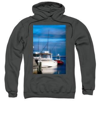 Docked And Quiet Sweatshirt
