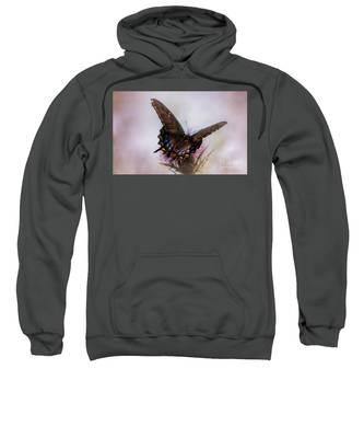 Dream Of A Butterfly Sweatshirt