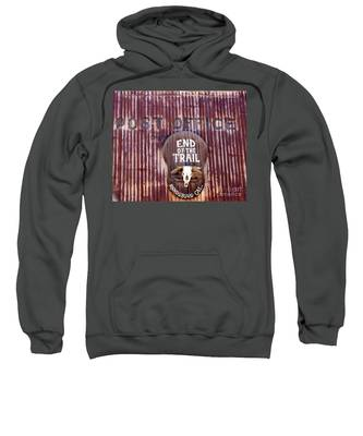 End Of The Trail Sweatshirt