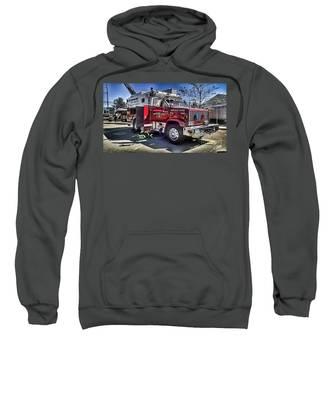 Firemen Honor And Sacrifice #1 Sweatshirt