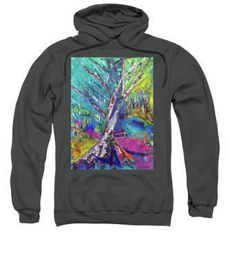 Firey Birch Sweatshirt