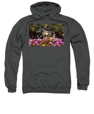 Flower Box Sweatshirt