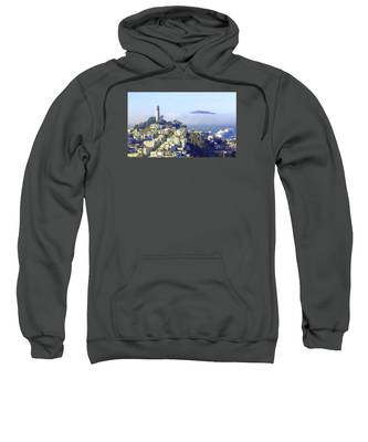 Fog Rolling In Sweatshirt
