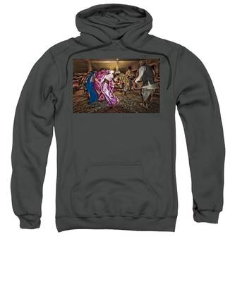 Folk Dance Sweatshirt