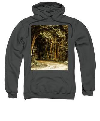 Forest Curve Sweatshirt