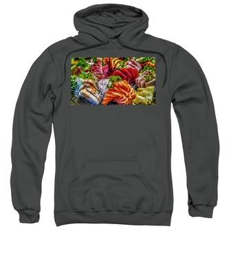 Fresh Fish Sweatshirt