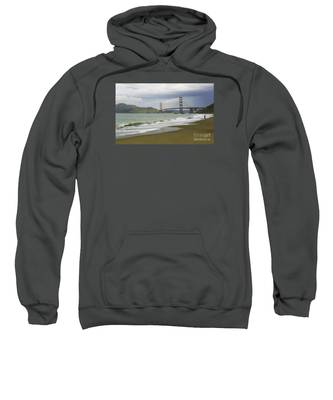 Golden Gate Bridge #4 Sweatshirt