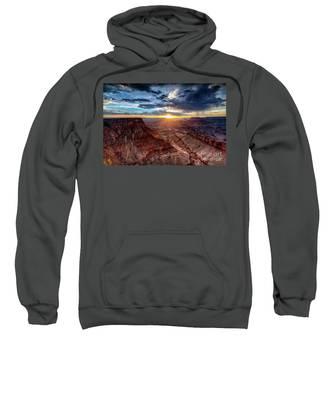 Grand Canyon Sunburst Sweatshirt