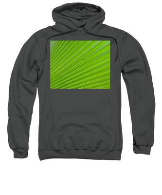 Green Abstract No. 1 Sweatshirt