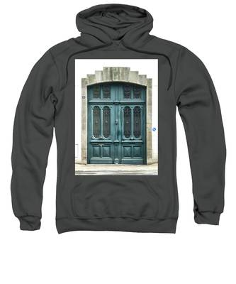 Green Door Sweatshirt