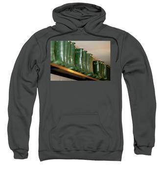 Green Wellies Sweatshirt
