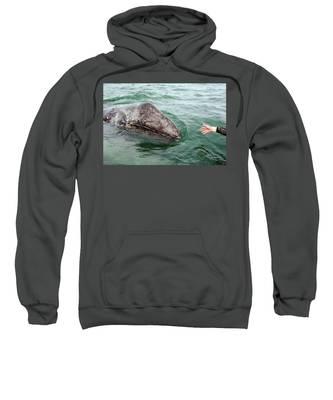 Hand Across The Waters Sweatshirt