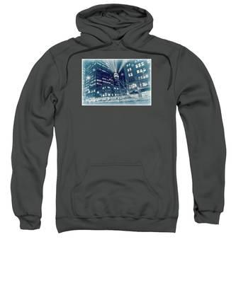 Happy Holidays From New York City Sweatshirt