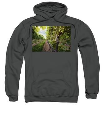 Harmony Vineyard Stony Brook New York Sweatshirt