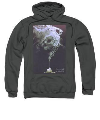 Haunted Smoke  Sweatshirt
