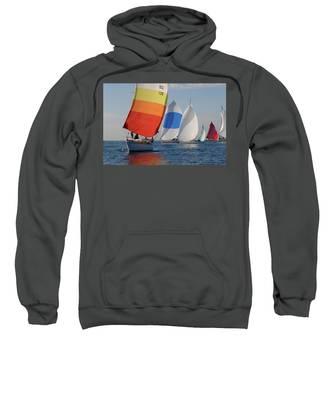 Heading Towind Windward Mark Sweatshirt