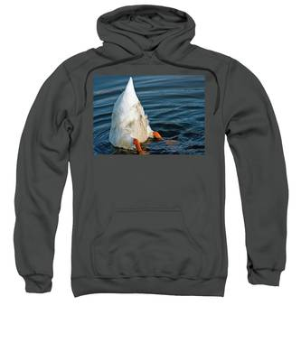 Here Is What I Think Sweatshirt