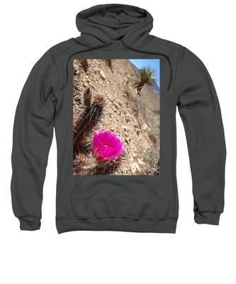 Hillside Raspberry Sweatshirt