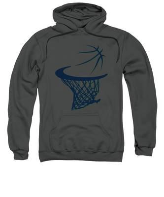 Utah Jazz Hooded Sweatshirts T-Shirts