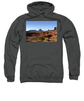 Monument Valley Hooded Sweatshirts T-Shirts