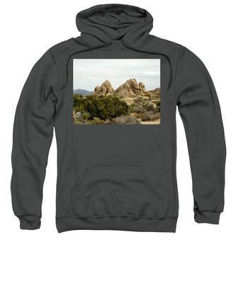 Joshua Park 4 Sweatshirt