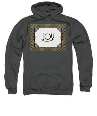 Joy - Art Deco Sweatshirt