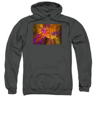 Joyride - Abstract Art Sweatshirt