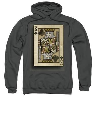 King Hooded Sweatshirts T-Shirts