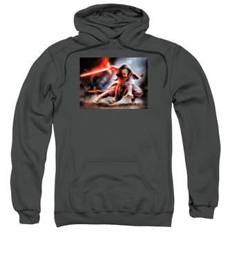 Kylo Ren I Will Fulfill Our Destiny Sweatshirt
