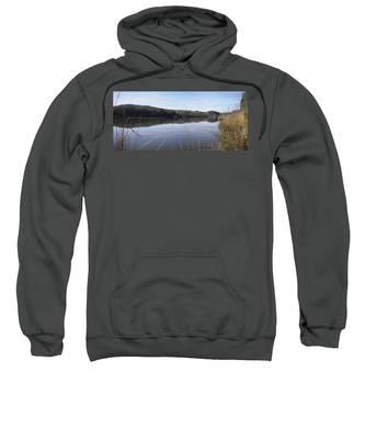 Lake Zwerner Early Spring Sweatshirt
