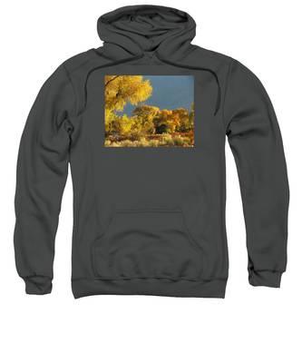 Last Light In Bishop 2 Sweatshirt
