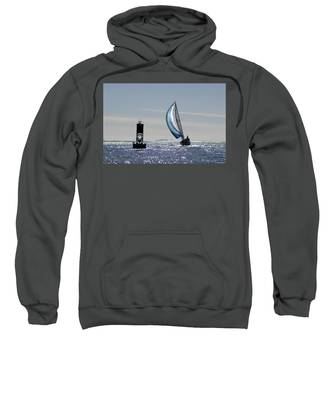 Late Afternoon Sail Sweatshirt