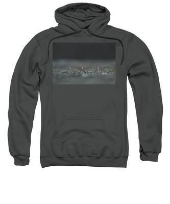Lichen-scape Sweatshirt