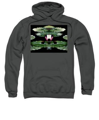 Lily Candle Sweatshirt