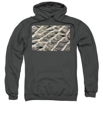 Lines On The Beach Sweatshirt