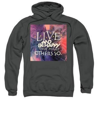 Live Sweatshirt