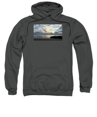Lone Fishing Sweatshirt