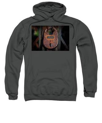 Locked Up Tight Sweatshirt