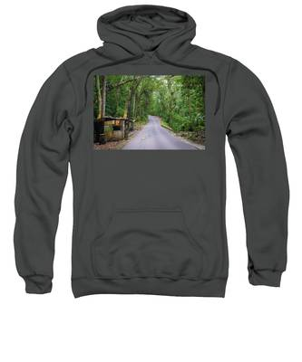 Lonely Country Road Sweatshirt