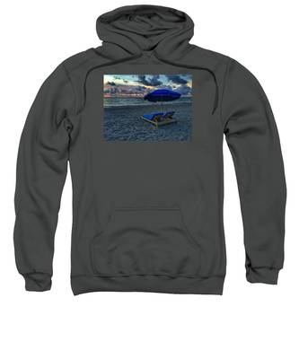 Lounging By The Sea Sweatshirt