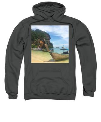 Waves Hooded Sweatshirts T-Shirts