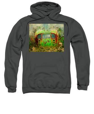 Love Bus Sweatshirt