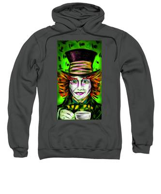 Mad Hatter Sweatshirt