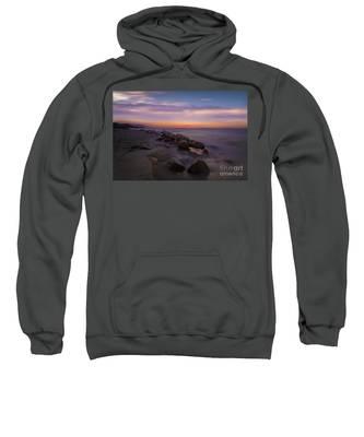 Montauk Sunset Boulders Sweatshirt